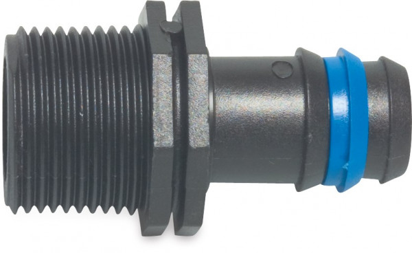Barbed Hose tail adaptor
