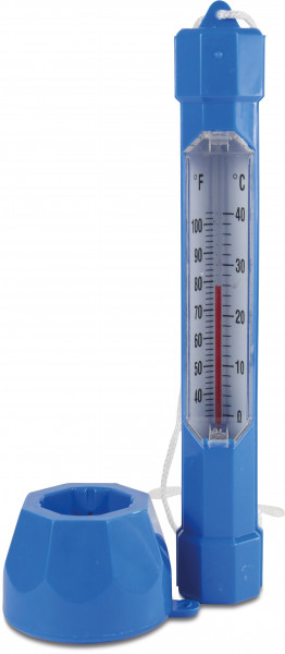 MegaPool floating thermometer