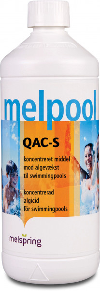 Melpool QAC-S liquid Algicide highly concentrated